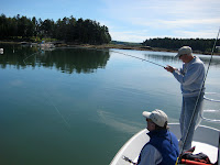 Maine striped bass fishing january 2010 for Maine fishing license