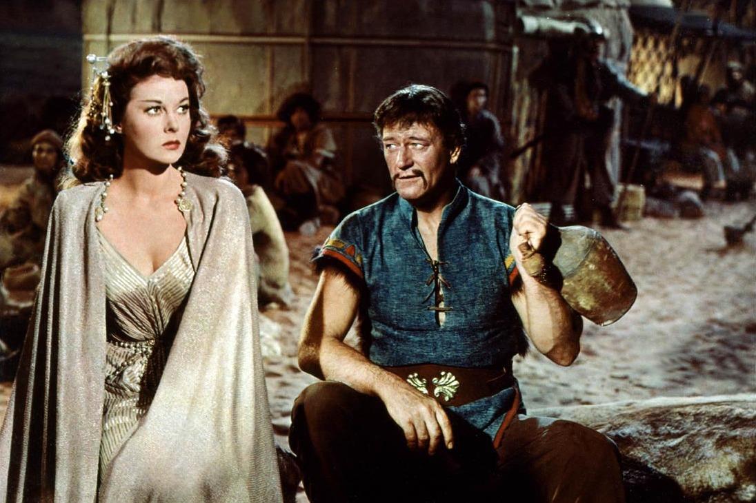 peliculas  y maldiciones Le-conquerant-the-conqueror-21-02-1956-5-g