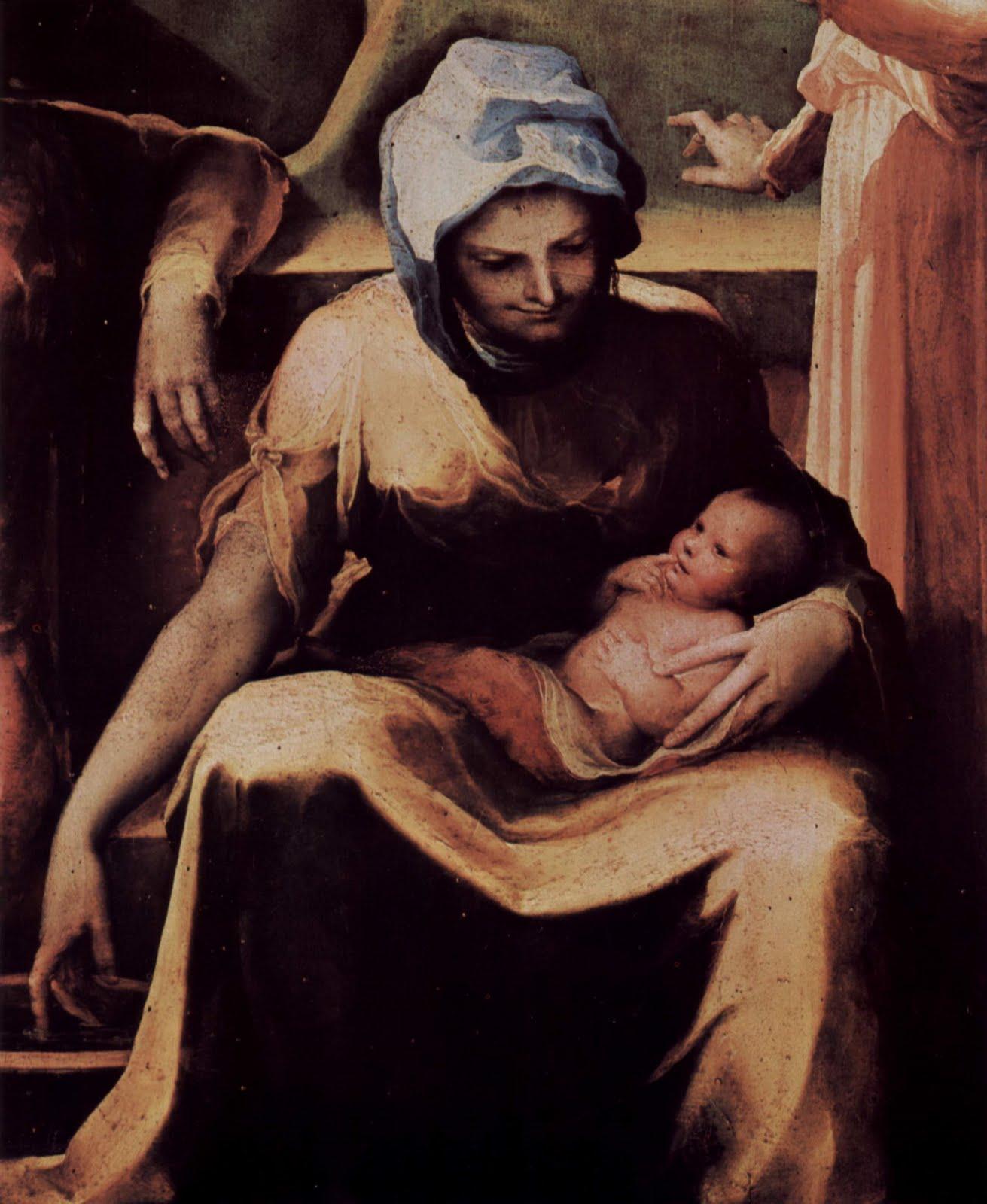 Die Geburt der Jungfrau Maria