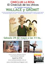 """""""Wallace y Gromit: los cortos"""""""