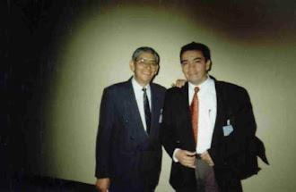 Congresso Internacional na Colombia  em 1996