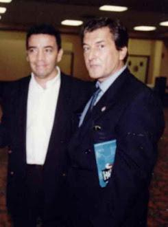 Juan Valdes e J.J. Benitez