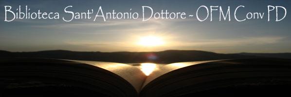 Biblioteca S. Antonio Dottore - Padova (Italia)
