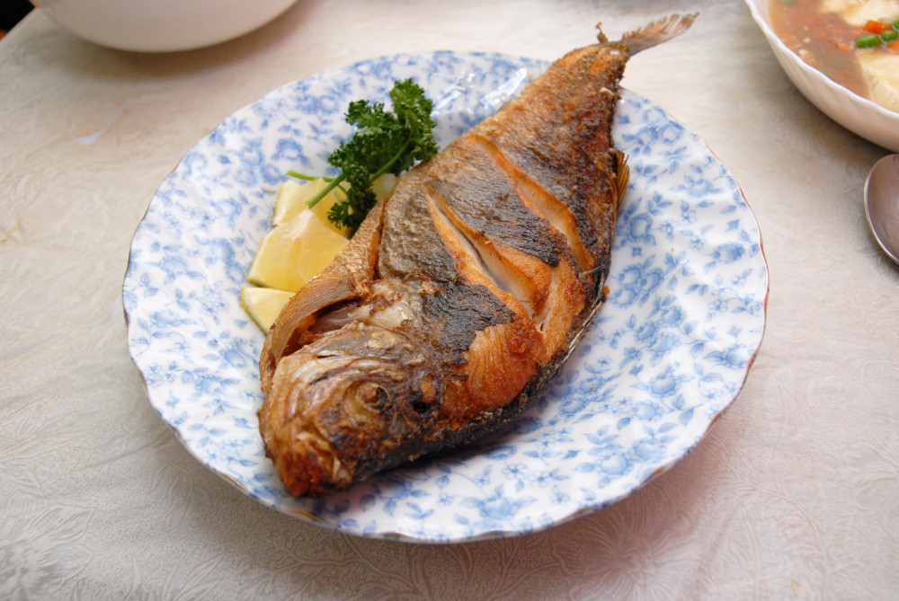 Taste-Indian: Deep Fried Fish Recipe