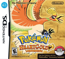 Pokemon Version Or HeartGold