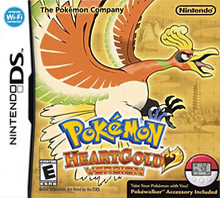 Pokémon: HeartGold