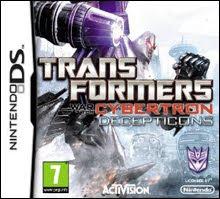 Transformers War For Cybertron Decepticon