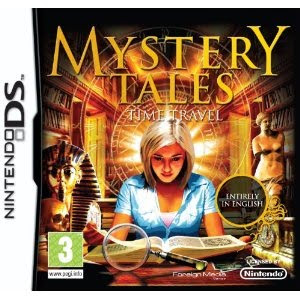 Mystery Tales of Time Travel