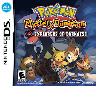 Pokémon Mystery Dungeon: Explorers of Darkness