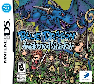 NDS 5510 - Blue Dragon: Awakened Shadow (EU) (UB)