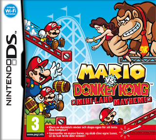 Mario vs. Donkey Kong: Mini-Land Mayhem (EU-MULTI 5) DSi (FS)