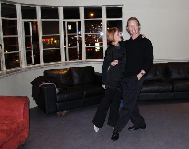 David & Dianne in Hobart