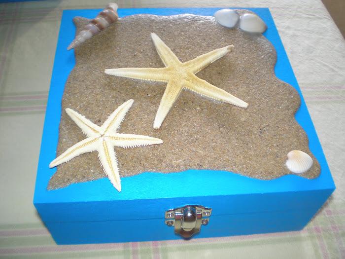 Caixa Mar Azul