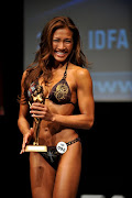 IDFA International Championships Women&#39;s Fitness