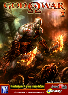 Download HQ   God of War   Vol.01