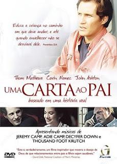 Filme Poster Uma Carta ao Pai DVDRip RMVB Dublado