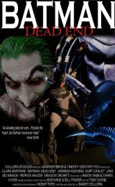 Veja as Imagens do Filme Batman Dead End - Batman vs Alien vs Predator