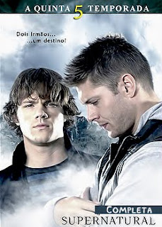 Download   Supernatural 5ª Temporada RMVB Dublado