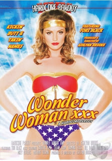 Wonder Woman XXX A Hardcore Parody