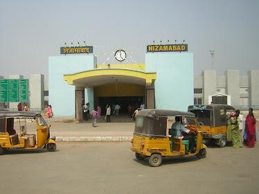 NIZAMABAD RLY STATION