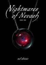 Nightmares of Nevaeh Original Cover Art