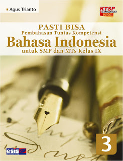 Agus Trianto: Buku Pelajaran Bahasa Indonesia Terlengkap di Indonesia