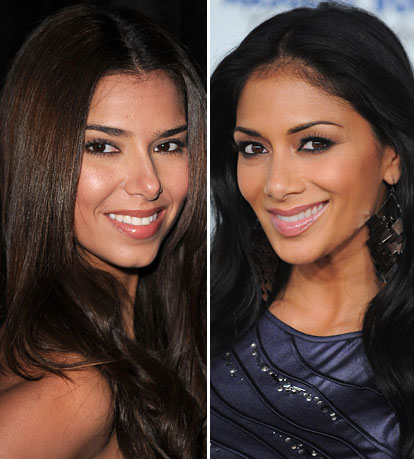 Roselyn Sanchez Maxim Photos. Roselyn Sanchez and Nicole