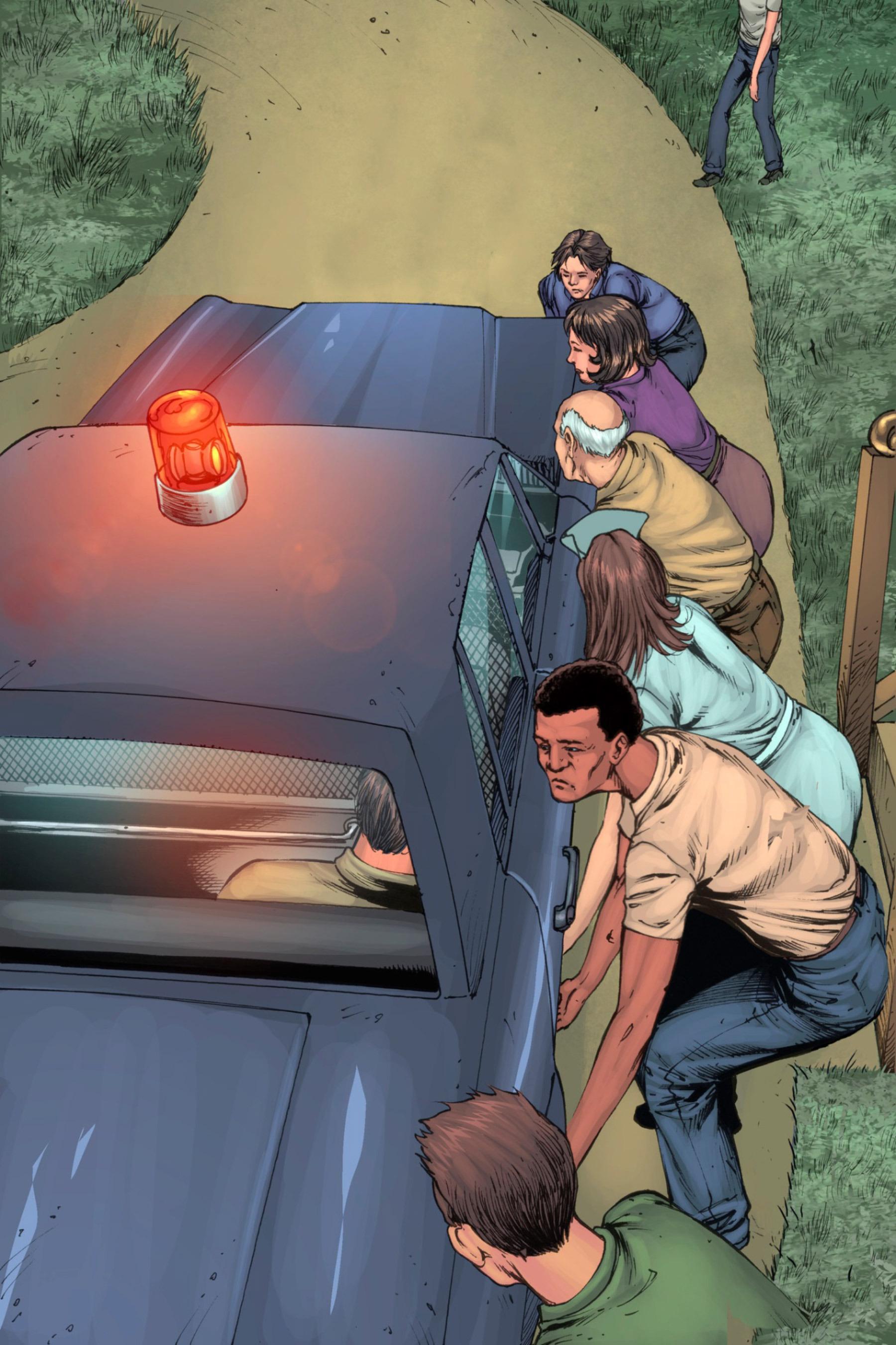 Read online Z-Men comic -  Issue #3 - 109