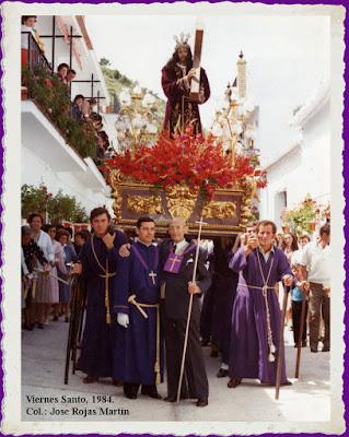 Nuestro Padre Jesús 1984, Monda