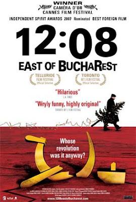 Directing with Corneliu Porumboui at the London film school 12:08 East of Bucharest
