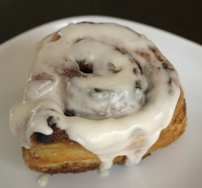 Holly's Recipe Repository: Quick and easy cinnamon buns