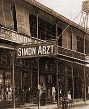 SIMON ARZT STORES,KATΑΣΤΗΜΑΤΑ ΣΙΜΟΝ ΑΡΖΤ