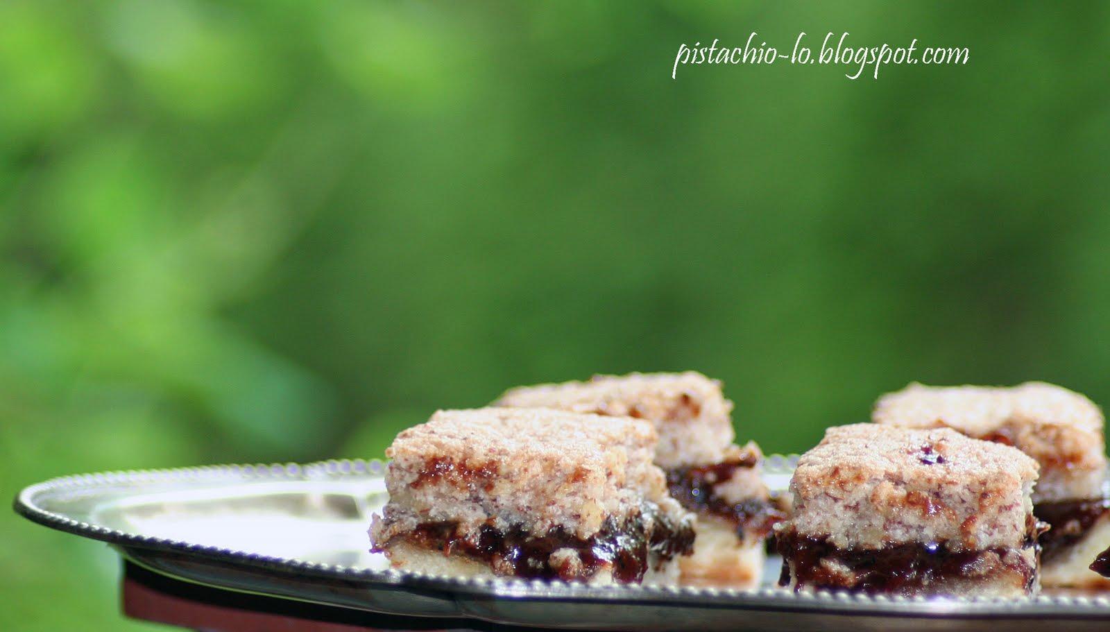 Pistachio O Pewnej Książce I Mazurskiej Kuchni Ciasto