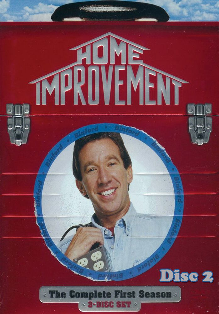 Magnificent HOME IMPROVEMENT 1990 / Mejorando la casa (temporada 1 completa) 696 x 999 · 103 kB · jpeg