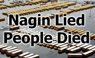 Nagin Lied - People Died