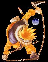 monte sua equipe 1° misao ninja Naruto+render2
