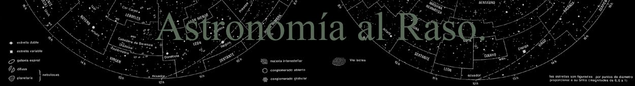 Astronomía al Raso