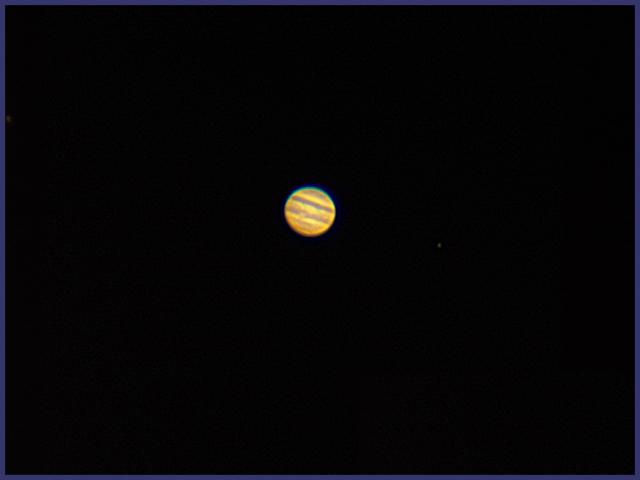 Rotación de Júpiter JUP01