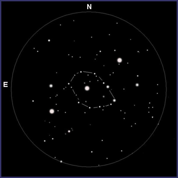Cr69 y Cr70, cúmulos en Orión con prismáticos. ORION03-CR70