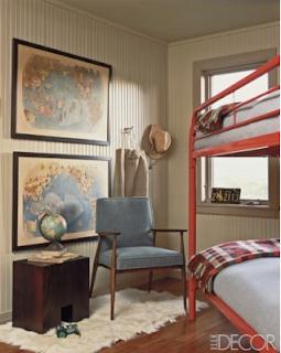 Bohemian Baby Room Design