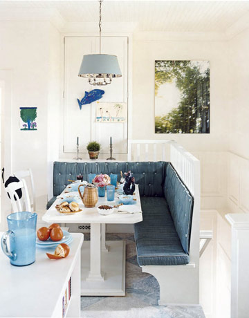 Build Banquette Seating Plans