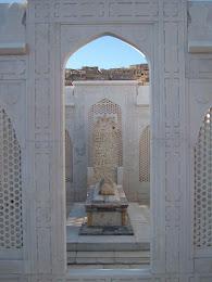 Tomb of Moghul Emperor Babur, Kabul