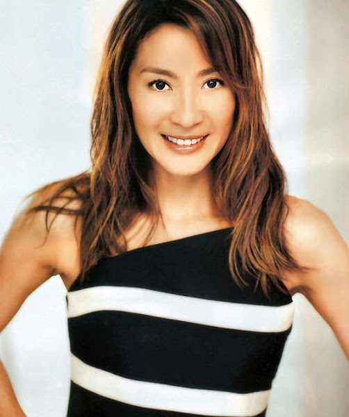 Michelle Yeoh Sexy Women