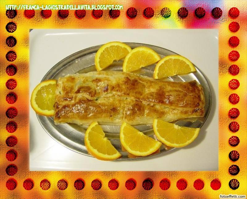 Filetti di persico in sfoglia da lagiostradellavita su - Cucinare pesce persico ...