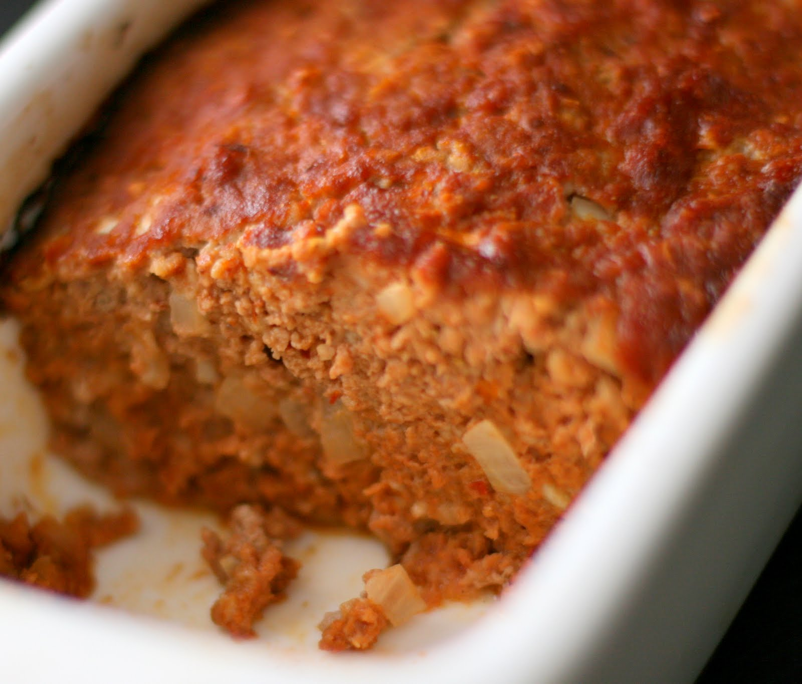QlinArt: Very Tasty Meatloaf Made With Rolled Oats