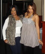 Miss Sassy & Quuen B.