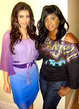 Reality Star Kim Kardashian & Danbury, Connecticut Makeup Artist Brandy Gomez-Duplessis