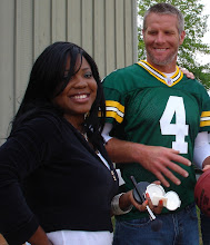 NFL Player Brett Favre
