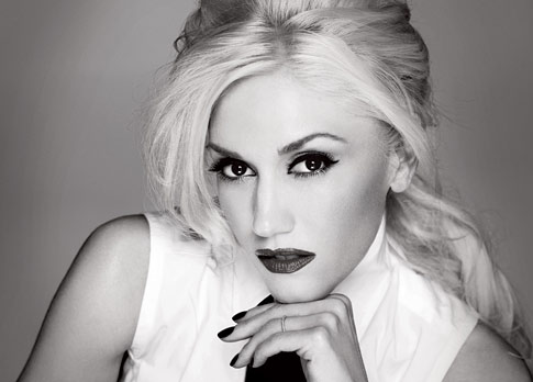 gwen stefani quotes. Gwen Stefani is the new face