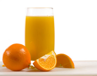 jus d'orange et la vitamine c